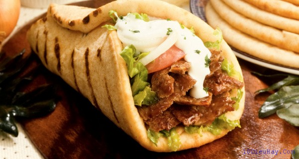 top 10 mon an ngon noi tieng nhat o hy lap 5 - Top 10 món ăn ngon nổi tiếng nhất ở Hy Lạp