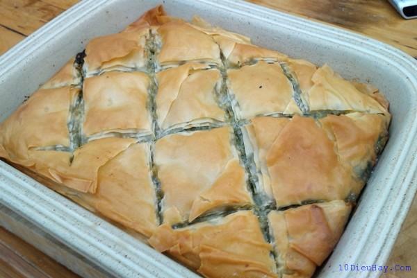 top 10 mon an ngon noi tieng nhat o hy lap 6 - Top 10 món ăn ngon nổi tiếng nhất ở Hy Lạp