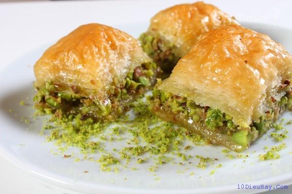 top 10 mon an ngon noi tieng nhat o hy lap 7 - Top 10 món ăn ngon nổi tiếng nhất ở Hy Lạp