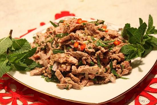 top 10 mon an ngon noi tieng nhat o lao 3 - Top 10 món ăn ngon nổi tiếng nhất ở Lào