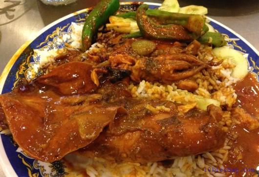 top 10 mon an ngon noi tieng nhat o malaysia 1 - Top 10 món ăn ngon nổi tiếng nhất ở Malaysia