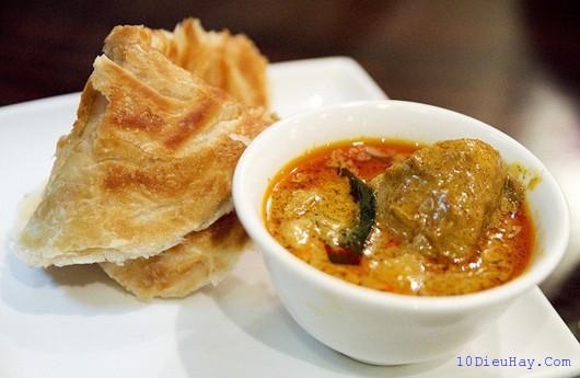 top 10 mon an ngon noi tieng nhat o malaysia 4 - Top 10 món ăn ngon nổi tiếng nhất ở Malaysia