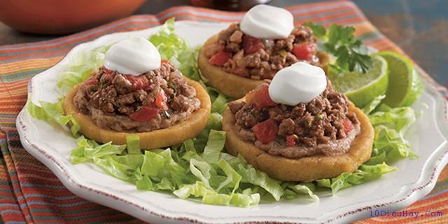top 10 mon an ngon noi tieng nhat o mexico 2 - Top 10 món ăn ngon nổi tiếng nhất ở Mexico