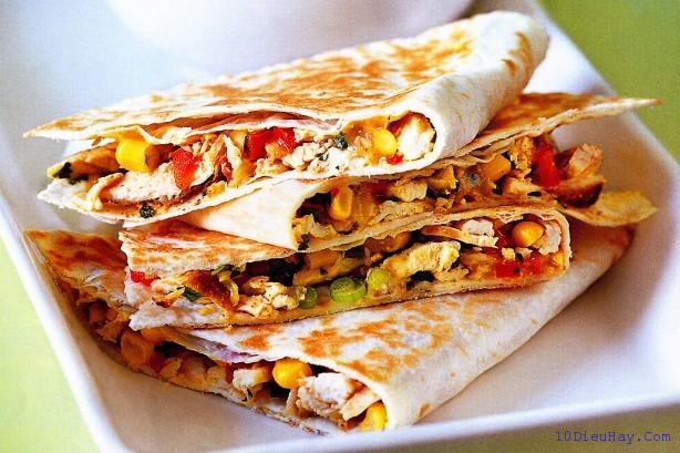 top 10 mon an ngon noi tieng nhat o mexico - Top 10 món ăn ngon nổi tiếng nhất ở Mexico