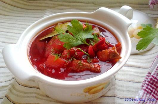 top 10 mon an ngon noi tieng nhat o nga 2 - Top 10 món ăn ngon nổi tiếng nhất ở Nga