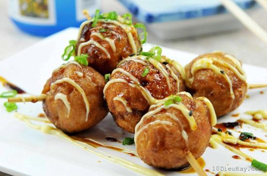 top 10 mon an ngon noi tieng nhat o nhat ban 4 - Top 10 món ăn ngon nổi tiếng nhất ở Nhật Bản