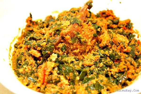 top 10 mon an ngon noi tieng nhat o nigeria 1 - Top 10 món ăn ngon nổi tiếng nhất ở Nigeria