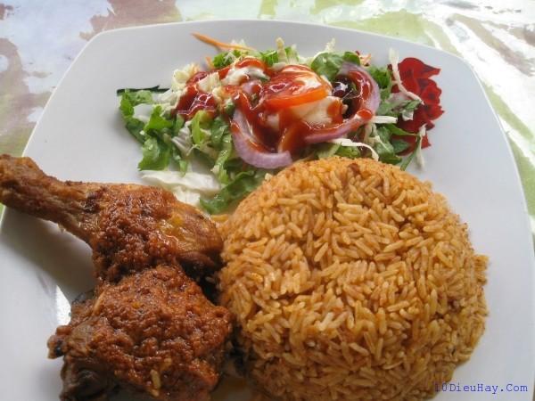 top 10 mon an ngon noi tieng nhat o nigeria - Top 10 món ăn ngon nổi tiếng nhất ở Nigeria