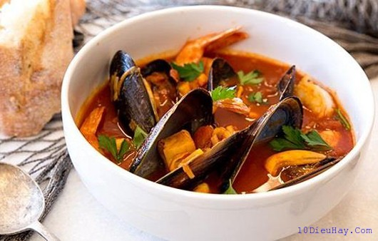 top 10 mon an ngon noi tieng nhat o phap 3 - Top 10 món ăn ngon nổi tiếng nhất ở Pháp