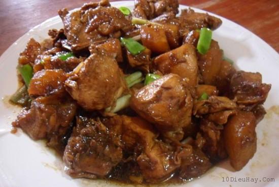 top 10 mon an ngon noi tieng nhat o philippines 1 - Top 10 món ăn ngon nổi tiếng nhất ở Philippines