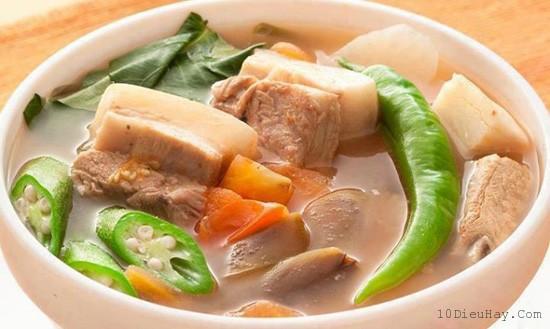 top 10 mon an ngon noi tieng nhat o philippines 5 - Top 10 món ăn ngon nổi tiếng nhất ở Philippines
