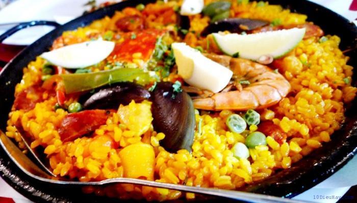 top 10 mon an ngon noi tieng nhat o tay ban nha 3 - Top 10 món ăn ngon nổi tiếng nhất ở Tây Ban Nha
