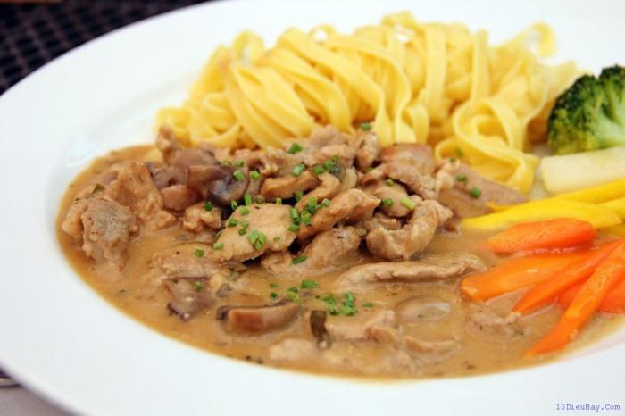 top 10 mon an ngon noi tieng nhat o thuy si 6 - Top 10 món ăn ngon nổi tiếng nhất ở Thụy Sĩ