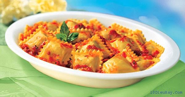 top 10 mon an ngon noi tieng nhat o y 5 - Top 10 món ăn ngon nổi tiếng nhất ở Ý