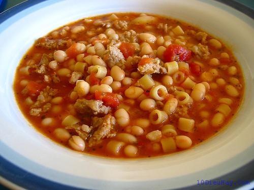 top 10 mon an ngon noi tieng nhat o y 6 - Top 10 món ăn ngon nổi tiếng nhất ở Ý