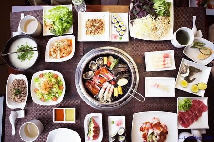 top 10 nha hang buffer ngon nhat o ha noi 7 - Top 10 nhà hàng Buffer ngon nhất ở Hà Nội