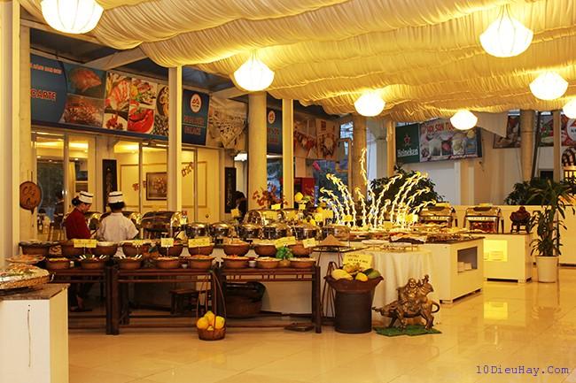 top 10 nha hang buffer ngon nhat o ha noi 8 - Top 10 nhà hàng Buffer ngon nhất ở Hà Nội