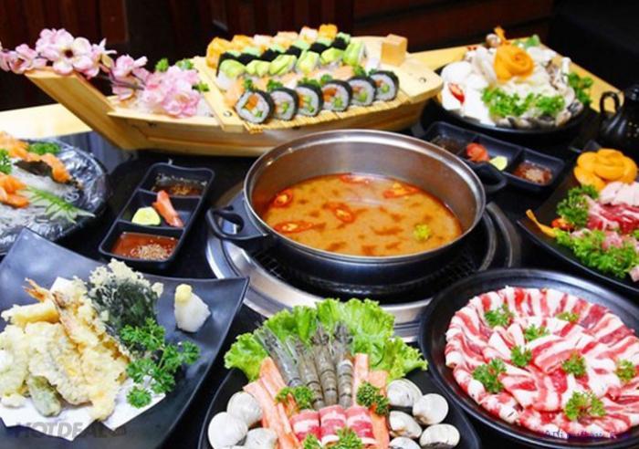 top 10 nha hang buffer ngon nhat o ha noi - Top 10 nhà hàng Buffer ngon nhất ở Hà Nội