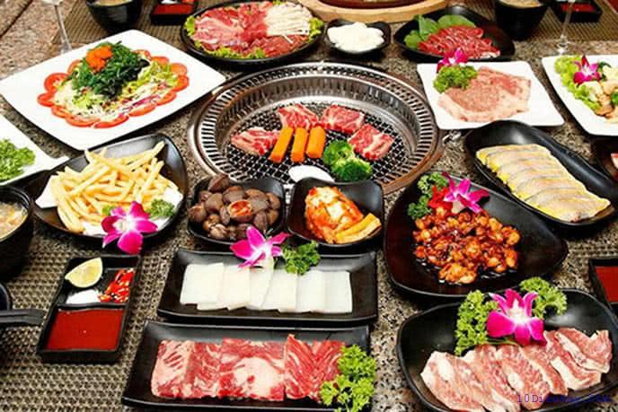 top 10 nha hang lau bang chuyen ngon nhat o ha noi 4 - Top 10 nhà hàng lẩu băng chuyền ngon nhất ở Hà Nội