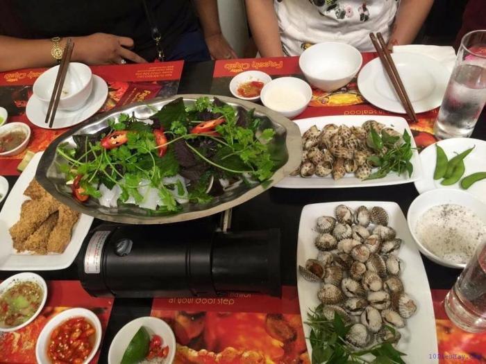 top 10 nha hang lau bang chuyen ngon nhat o ha noi - Top 10 nhà hàng lẩu băng chuyền ngon nhất ở Hà Nội