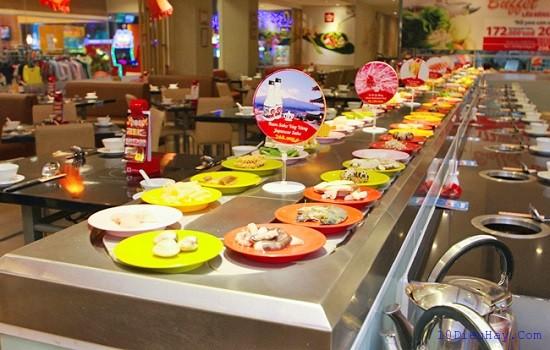 top 10 nha hang lau bang chuyen ngon nhat o tp ho chi minh 1 - Top 10 nhà hàng lẩu băng chuyền ngon nhất ở Tp Hồ Chí Minh