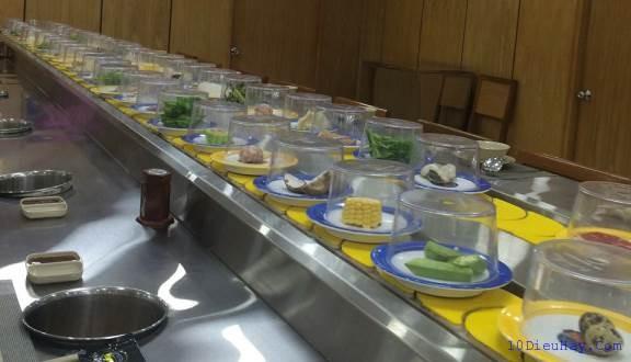 top 10 nha hang lau bang chuyen ngon nhat o tp ho chi minh 5 - Top 10 nhà hàng lẩu băng chuyền ngon nhất ở Tp Hồ Chí Minh