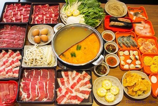 top 10 nha hang lau bang chuyen ngon nhat o tp ho chi minh 6 - Top 10 nhà hàng lẩu băng chuyền ngon nhất ở Tp Hồ Chí Minh