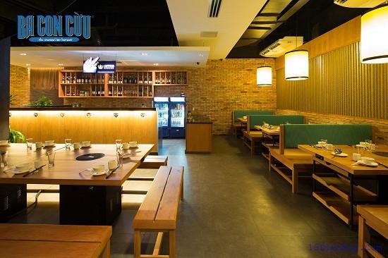 top 10 nha hang lau bang chuyen ngon nhat o tp ho chi minh 7 - Top 10 nhà hàng lẩu băng chuyền ngon nhất ở Tp Hồ Chí Minh