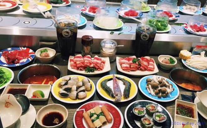 top 10 nha hang lau bang chuyen ngon nhat o tp ho chi minh 8 - Top 10 nhà hàng lẩu băng chuyền ngon nhất ở Tp Hồ Chí Minh