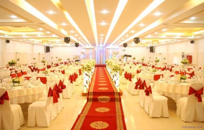 top 10 nha hang tiec cuoi sang trong nhat o tp ho chi minh 7 - Top 10 nhà hàng tiệc cưới sang trọng nhất ở Tp Hồ Chí Minh