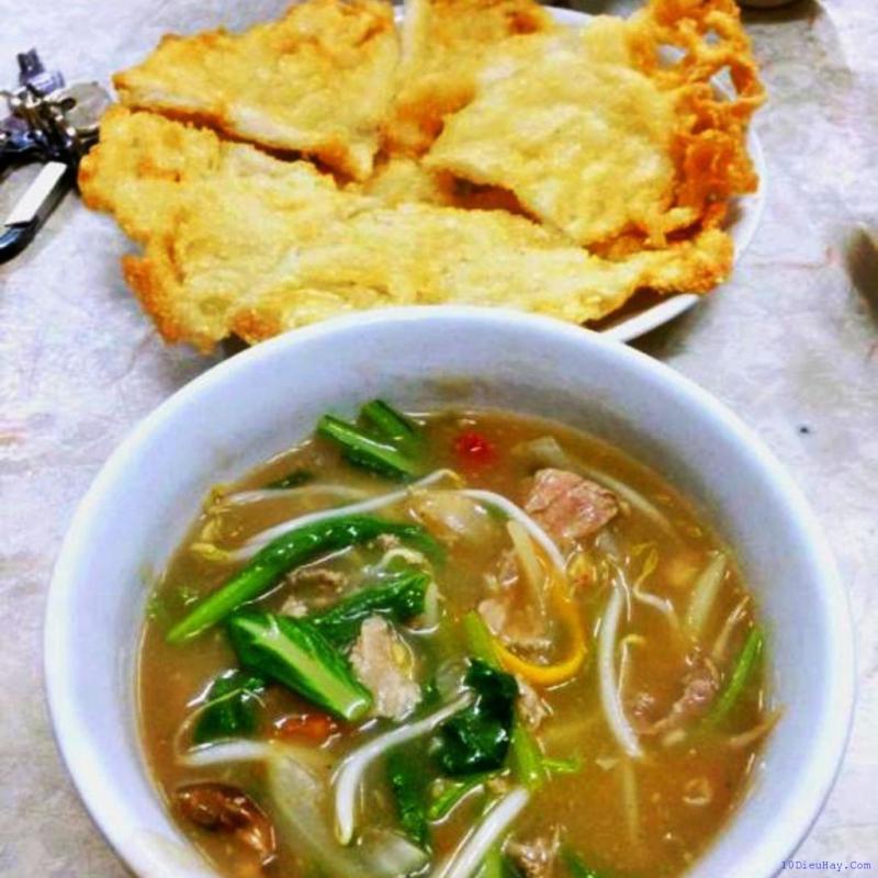top 10 quan an ngon nhat o ha noi 1 - Top 10 quán ăn ngon nhất ở Hà Nội