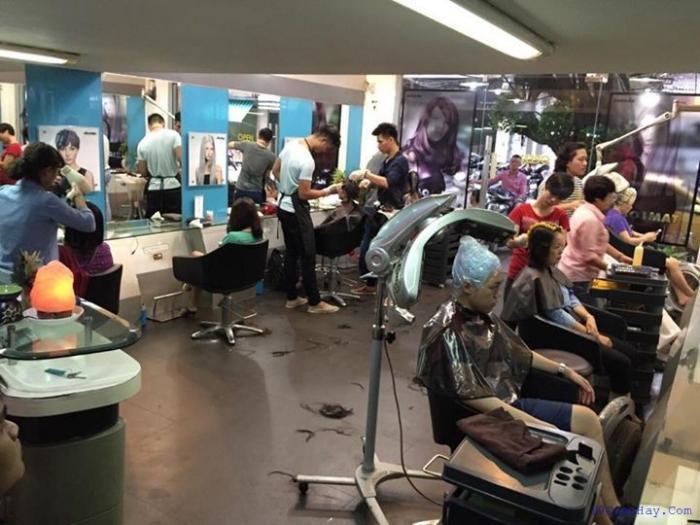 top 10 salon lam toc dep nhat o ha noi 2 - Top 10 salon làm tóc đẹp nhất ở Hà Nội