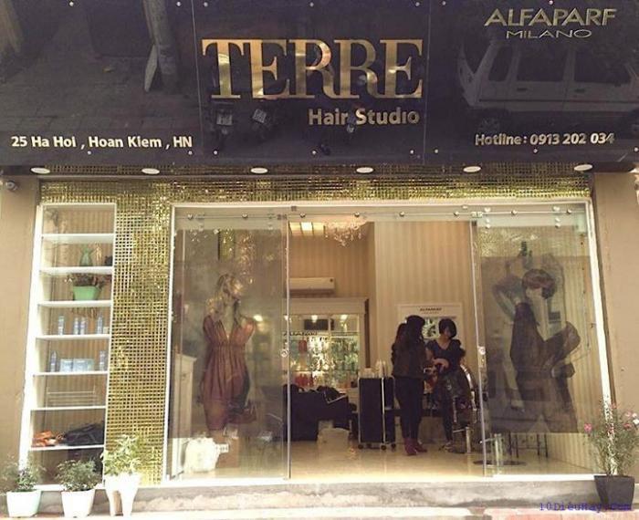 top 10 salon lam toc dep nhat o ha noi 4 - Top 10 salon làm tóc đẹp nhất ở Hà Nội