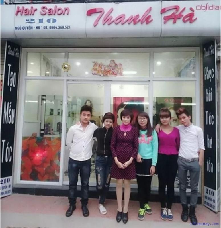 top 10 salon lam toc dep nhat o ha noi 7 - Top 10 salon làm tóc đẹp nhất ở Hà Nội