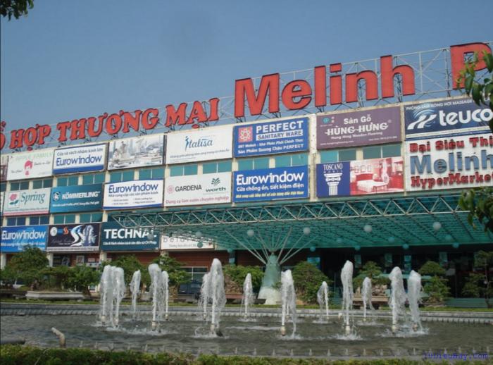 top 10 trung tam thuong mai lon nhat o ha noi 2 - Top 10 trung tâm thương mại lớn nhất ở Hà Nội