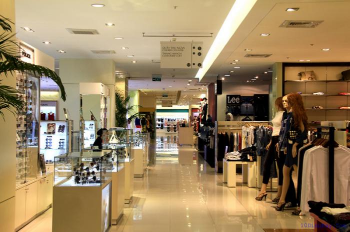 top 10 trung tam thuong mai lon nhat o ha noi 3 - Top 10 trung tâm thương mại lớn nhất ở Hà Nội