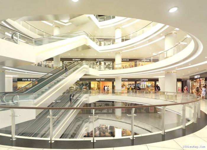 top 10 trung tam thuong mai lon nhat o ha noi 4 - Top 10 trung tâm thương mại lớn nhất ở Hà Nội