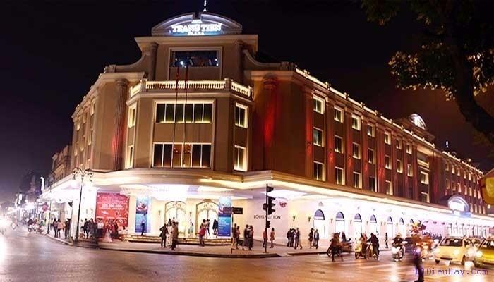 top 10 trung tam thuong mai lon nhat o ha noi - Top 10 trung tâm thương mại lớn nhất ở Hà Nội