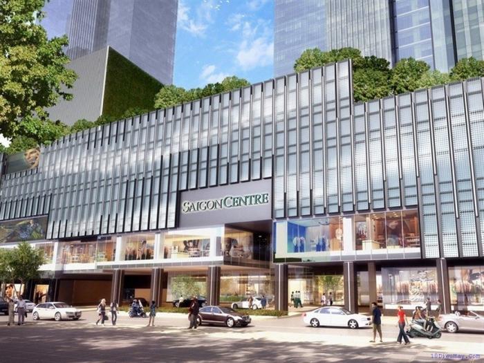 top 10 trung tam thuong mai lon nhat o tp ho chi minh - Top 10 trung tâm thương mại lớn nhất ở Tp Hồ Chí Minh