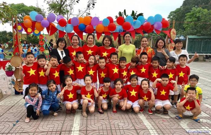 top 10 truong mam non uy tin va chat luong tot nhat o ha noi 2 - Top 10 trường mầm non uy tín và chất lượng tốt nhất ở Hà Nội