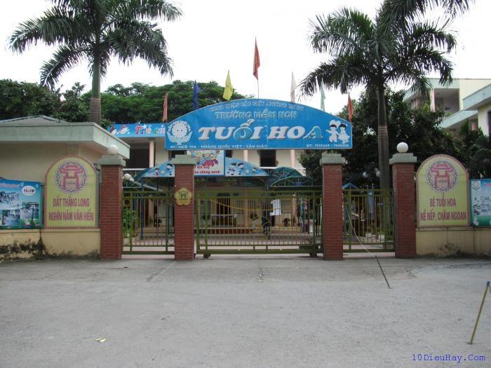 top 10 truong mam non uy tin va chat luong tot nhat o ha noi - Top 10 trường mầm non uy tín và chất lượng tốt nhất ở Hà Nội
