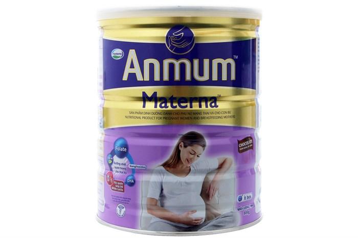 top 12 loai sua tot nhat cho phu nu mang thai 8 - Top 12 loại sữa tốt nhất cho phụ nữ mang thai