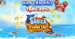 game ban ca 310x165 - Game bắn cá đổi thưởng được yêu thích nhất 2021